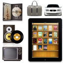 Decoration icon for ibook