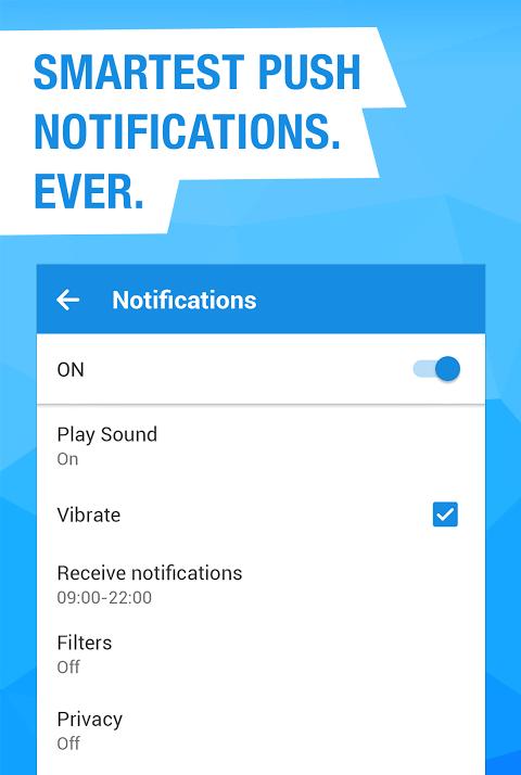 ru.mail.mailapp screenshot 1