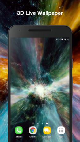 Galaxy Space Live Wallpaper PRO 1 0 Download APK for Android