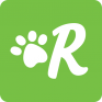 rover dog boarding walking icon