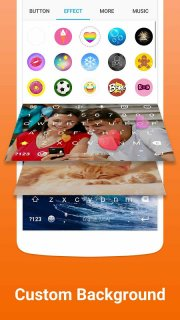 Simeji keyboard�Emoji & GIFs screenshot 3