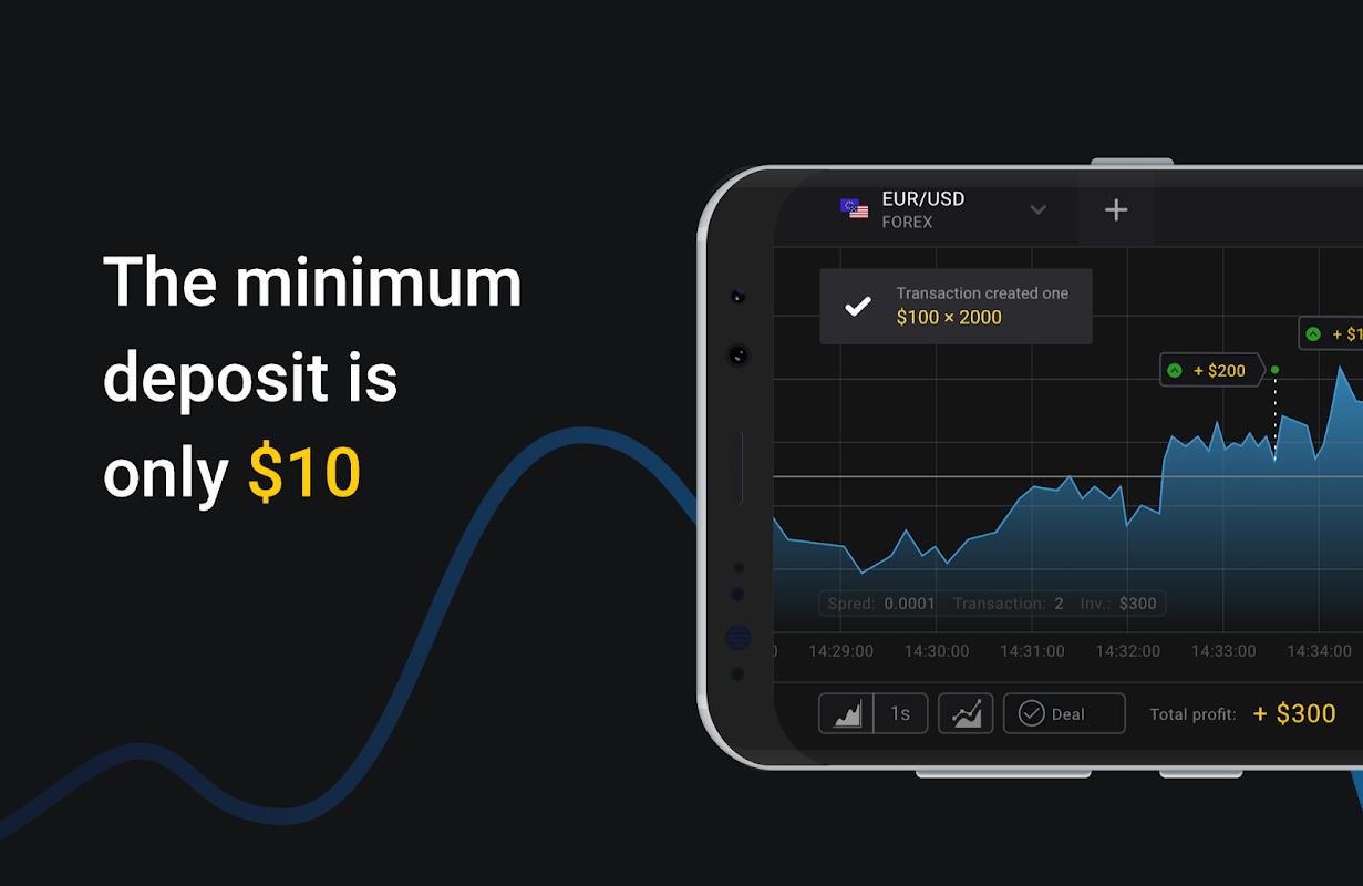 Binomo   Invest Trade screenshot 2
