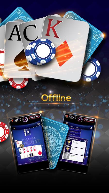 Blackjack Free screenshot 2