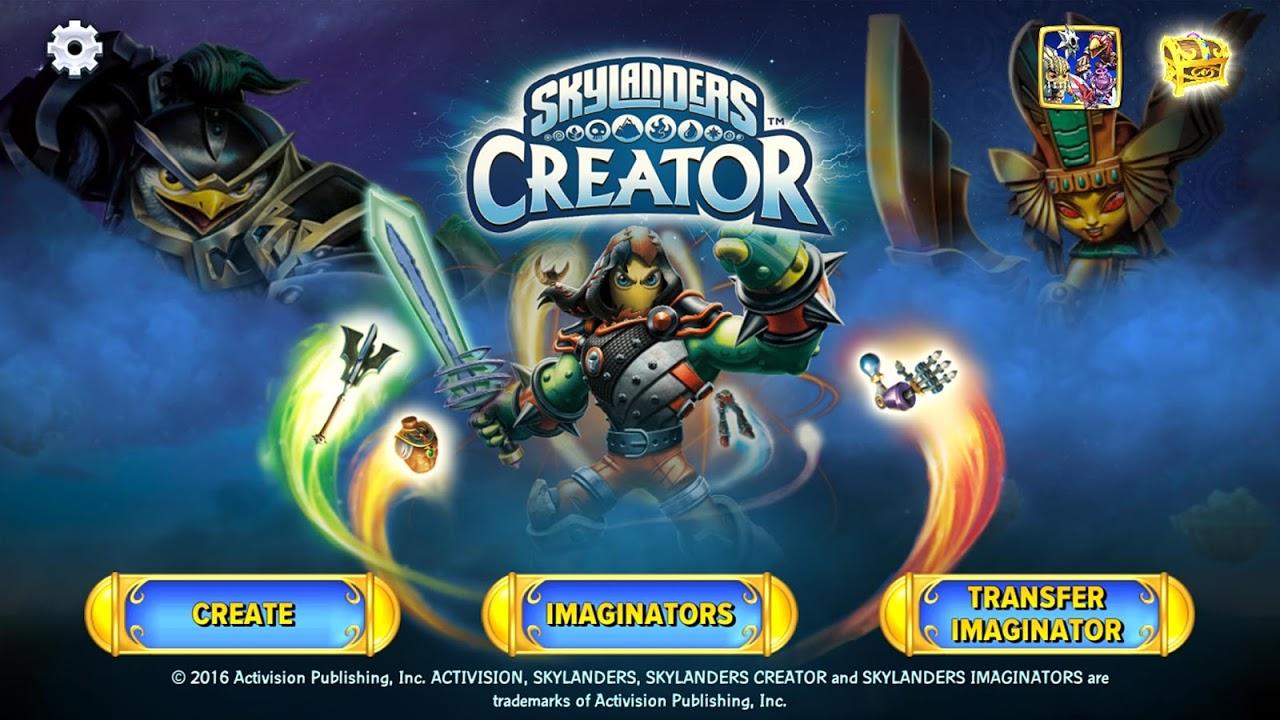 Skylanders™ Creator screenshot 1