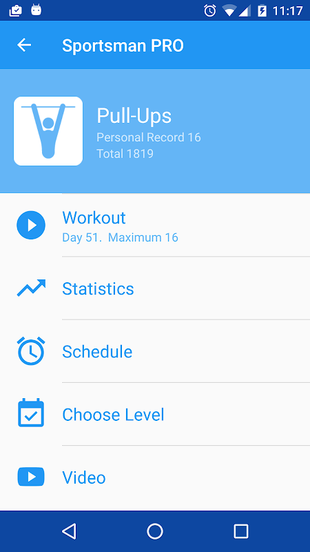 Bodyweight Workout screenshot 2