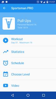 Bodyweight Workout screenshot 2