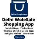 Delhi WholeSale App : Shop Sarojini Sadar Market