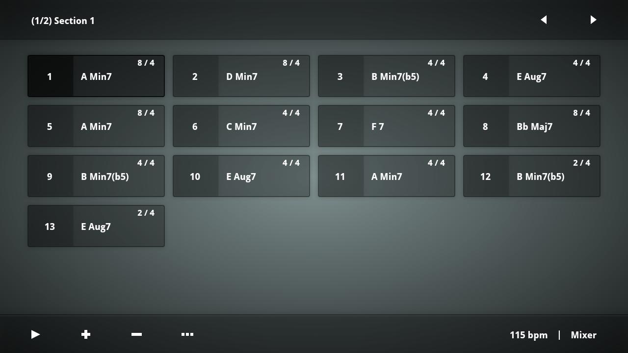 Chordbot Lite screenshot 1
