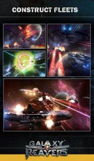 Galaxy Reavers - Space RTS screenshot 15