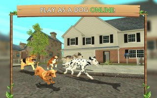 Dog Sim Online: Raise a Family Screen