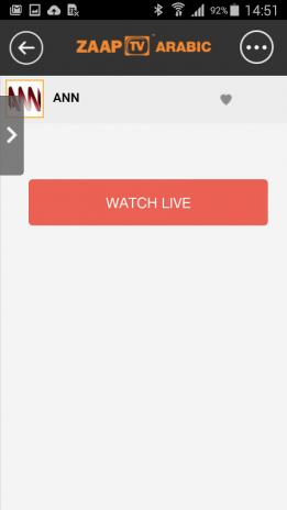 ZaapTV Arabic IPTV 3 2 Download APK for Android - Aptoide