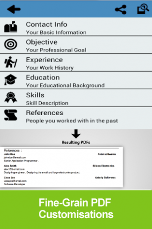 Resume Builder Pro 1.0 Download APK for Android - Aptoide
