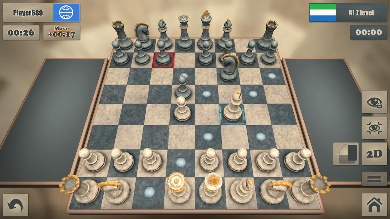 Real Chess screenshot 2