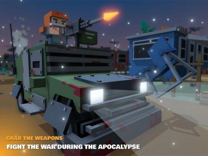 Last War: Apocolypse Strikes screenshot 5