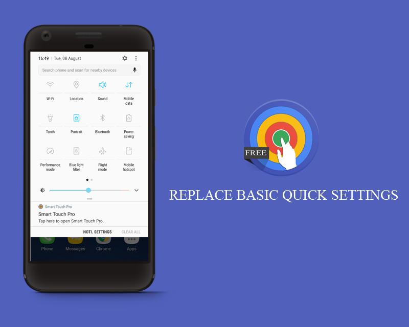 Smart Touch (Pro - No ads) screenshot 2