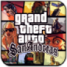 Grand Theft Aut-o: San Andreas APK for IOS ANDROID Icon