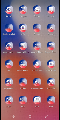 iBillMx Icon Pack 1 1 Download APK for Android - Aptoide