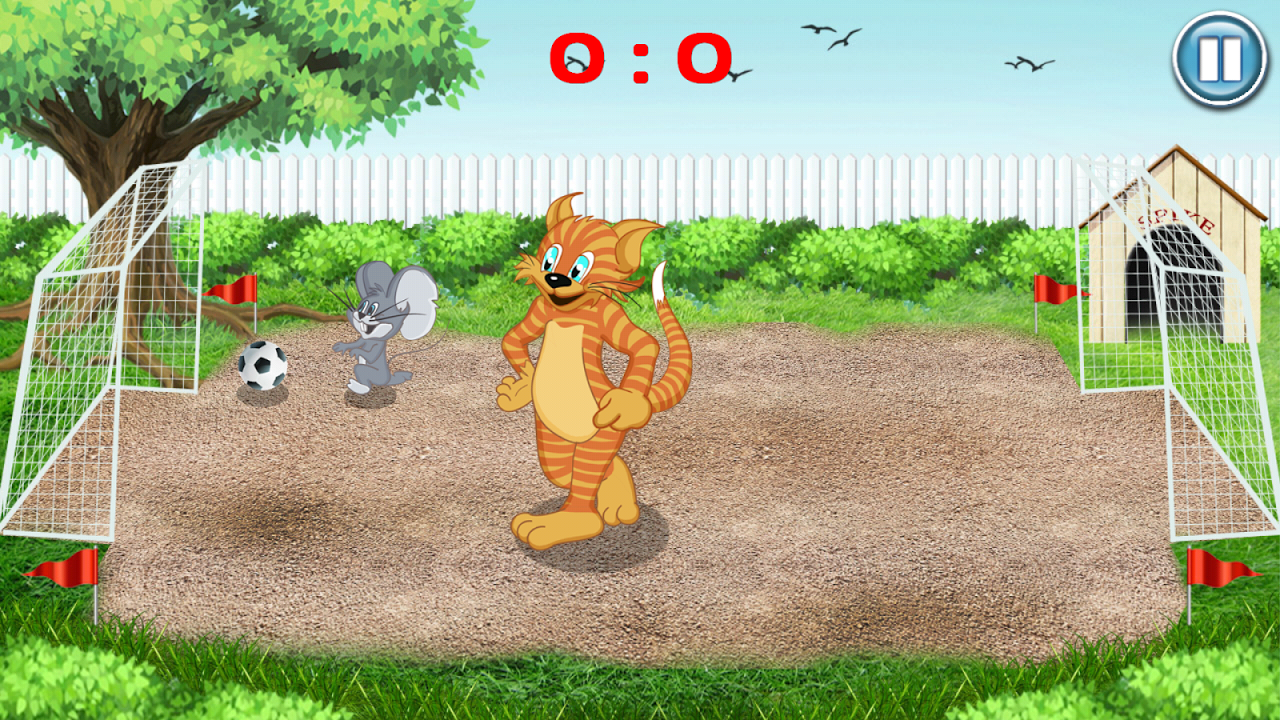 Tom Football screenshot 1
