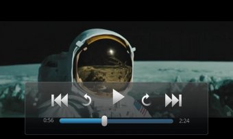 RealPlayer® Screenshot