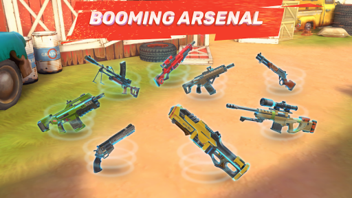 Guns of Boom - Online Shooter screenshot 4