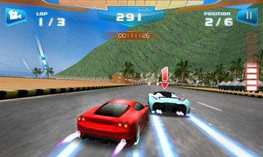 Fast Racing screenshot 1