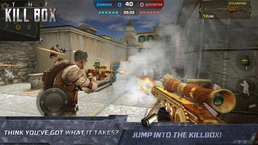 The Killbox: Arena Combat Asia screenshot 6