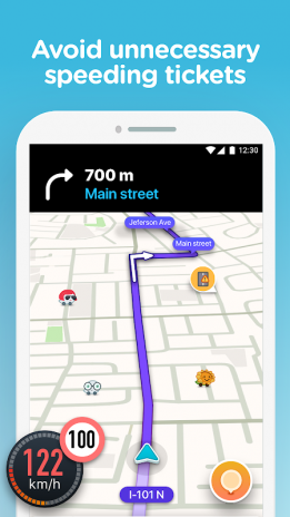 Waze - GPS, Maps, Traffic Alerts & Sat Nav 4 53 100 900