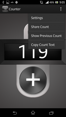 Click Counter 1 0 Download APK for Android - Aptoide