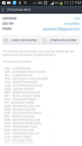 All Currency Converter Screenshot 10