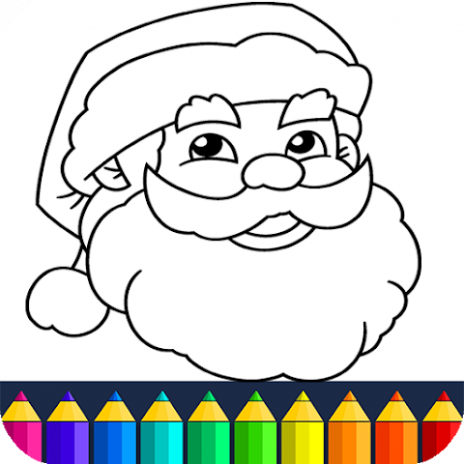 Halaman Mewarnai Natal 9 7 2 Unduh Apk Untuk Android Aptoide