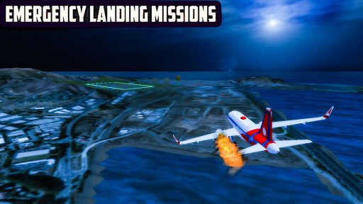 City Flight Airplane Flying Simulator screenshot 7