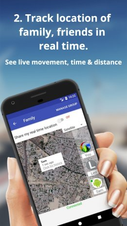 Live GPS Cell Phone Tracker,Mobile Locator: Free location apps for