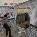 Jeff The Killer VS Slendergirl