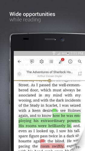 eReader Prestigio: Book Reader screenshot 3