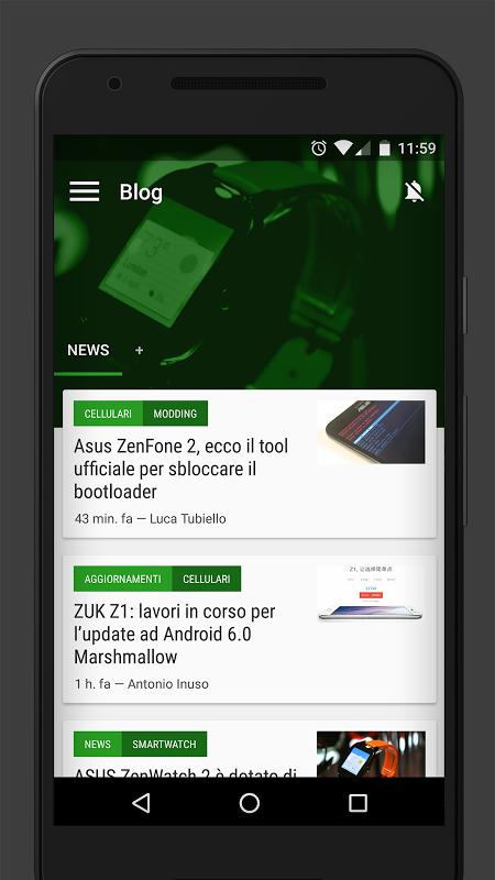 Androidiani screenshot 1
