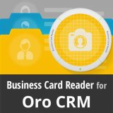 Business Card Reader for Oro CRM Icon