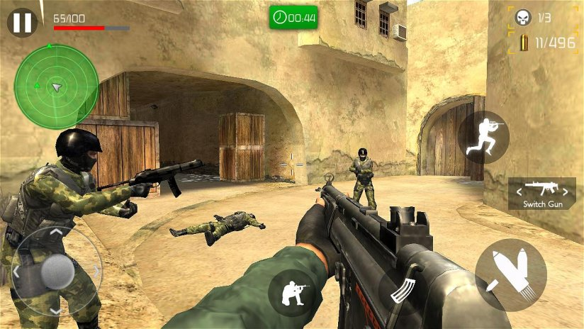 Counter Terrorist Mission 1 0 Download APK for Android - Aptoide