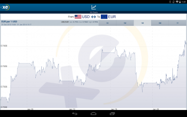 xe currency pro screenshot 12