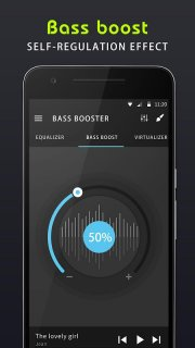 Music Equalizer & Bass Booster screenshot 6