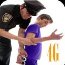 jokes of police kids call 4g simulation