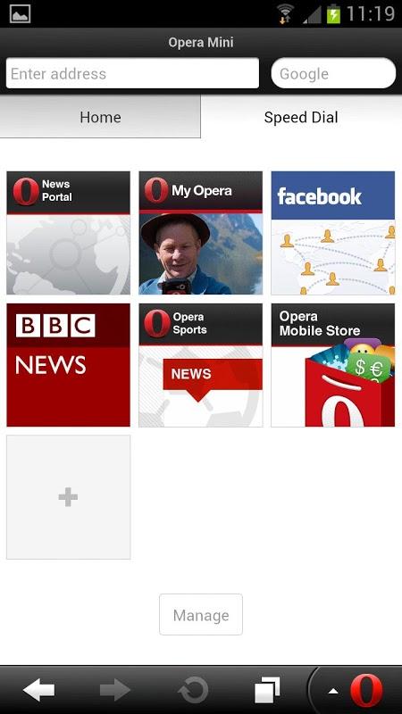 Opera Mini Web Browser 28 0 2254 119224 Download Android Apk Aptoide