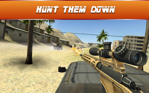 Sniper Ops 3D - Shooting Game screenshot 8