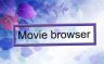Movie browser | watch online | free download Icon