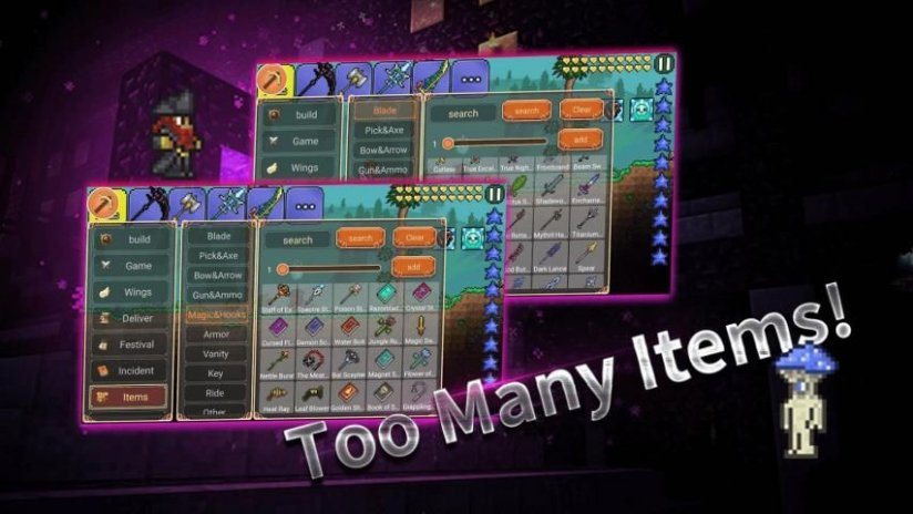 Launcher for terraria mods 104689 download apk for android aptoide launcher for terraria mods screenshot 1 gumiabroncs