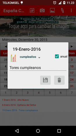 Calendario Android.Espa A Calendario 2 42 Download Apk For Android Aptoide