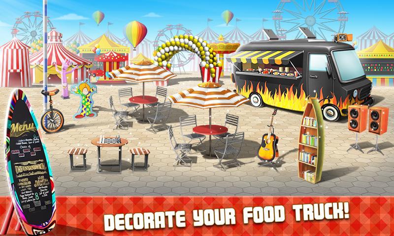 Food Truck Chef™: Cooking Game screenshot 1