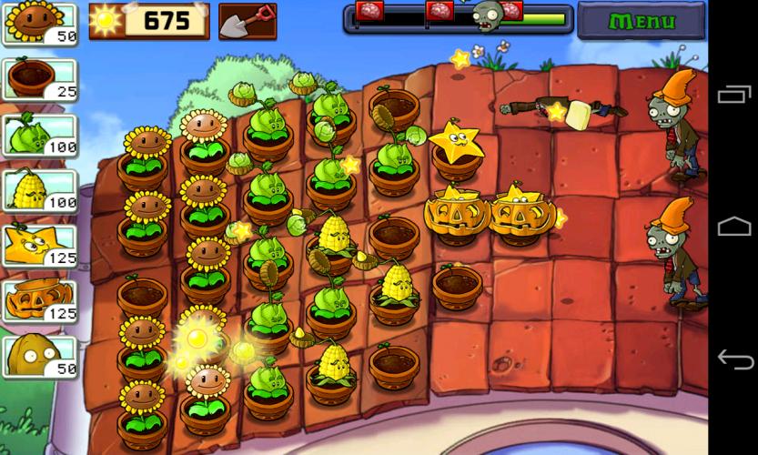 Plants vs. Zombies FREE screenshot 1