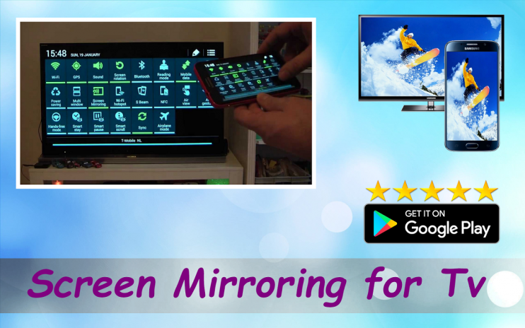 screencast apk for android tv