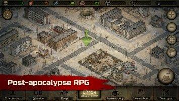 Day R Survival – Apocalypse, Lone Survivor and RPG Screen