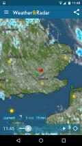 WetterOnline Pro Screenshot